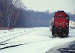 CN 6101 & railfans